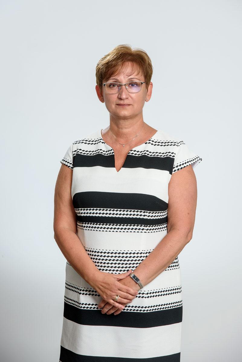 Dr Haklik Edina orvos igazgató