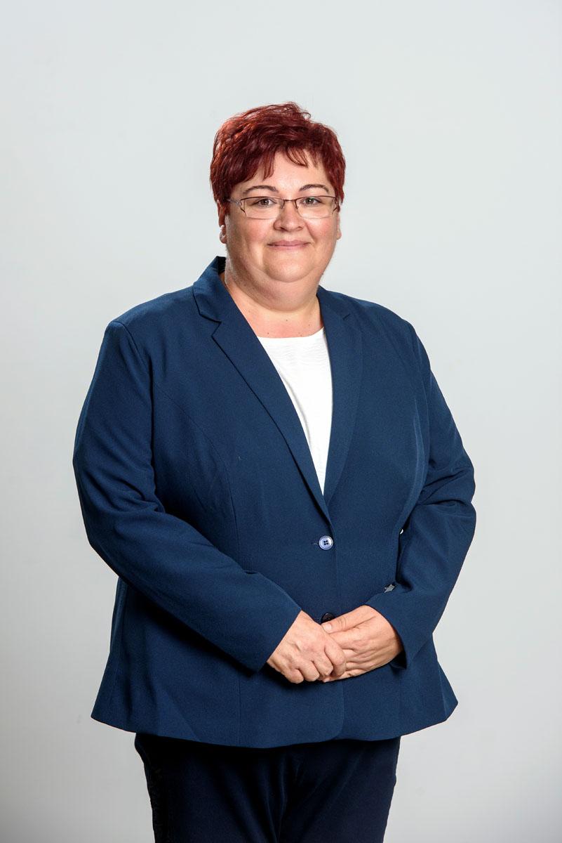 Gólya Sándorné főnővér traumatológia