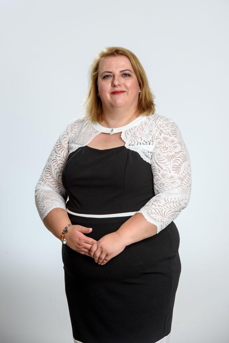 Pinczésné Törő Adrienn mb. gazdasági igazgató